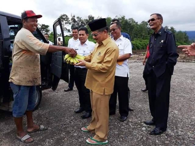 Pemkab Padang Pariaman Kucurkan 20 Milyar Untuk Pacu Percepatan Infrastruktur Tarok City