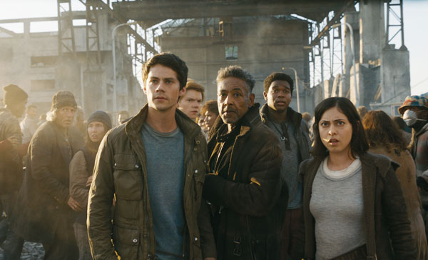 A scene from MAZE RUNNER: THE DEATH CURE (2018)