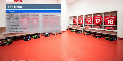 PES 2016 Liverpool 15/16 Real Locker Room by downlodcity