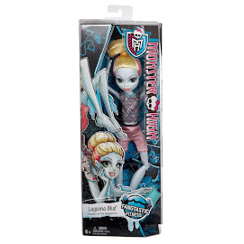 Monster High Lagoona Blue Fangtastic Fitness Doll