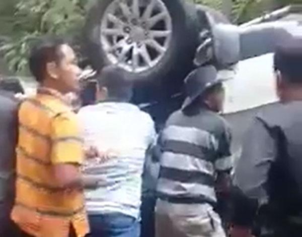 Kecelakaan Sibolga