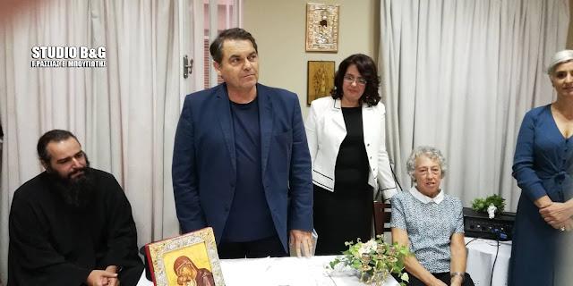 Αίθουσα στους Στρατώνες Καποδίστρια παραχώρησε ο Καμπόσος στο Λύκειο Ελληνίδων Άργους για την δημιουργία Μουσείου