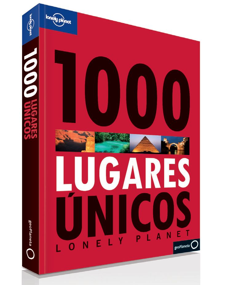 Libro de viajes de Lonely Planet