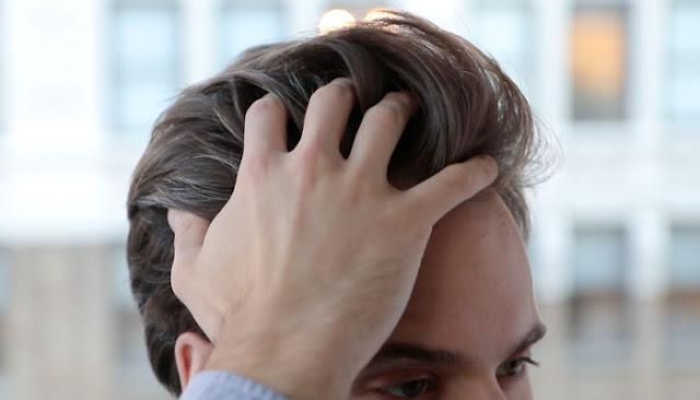 طريقة تكثيف الشعر للرجال بسرعة