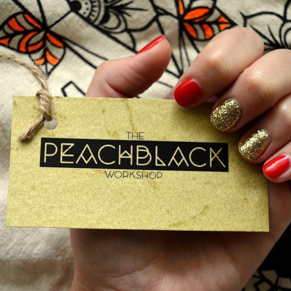 The PeachBlack Workshop - Mandametric Tote Bag