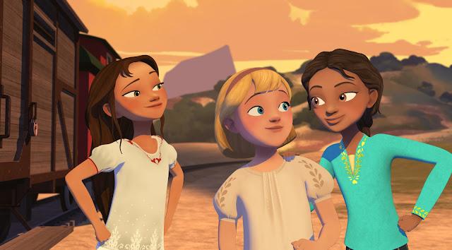 DreamWorks Animation, Netflix series