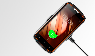 Vkworld vk7000 wireless charging