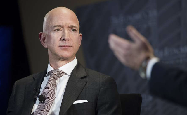'Amazon will go bankrupt': Jeff Bezos keeps talking about Amazon's inevitable death