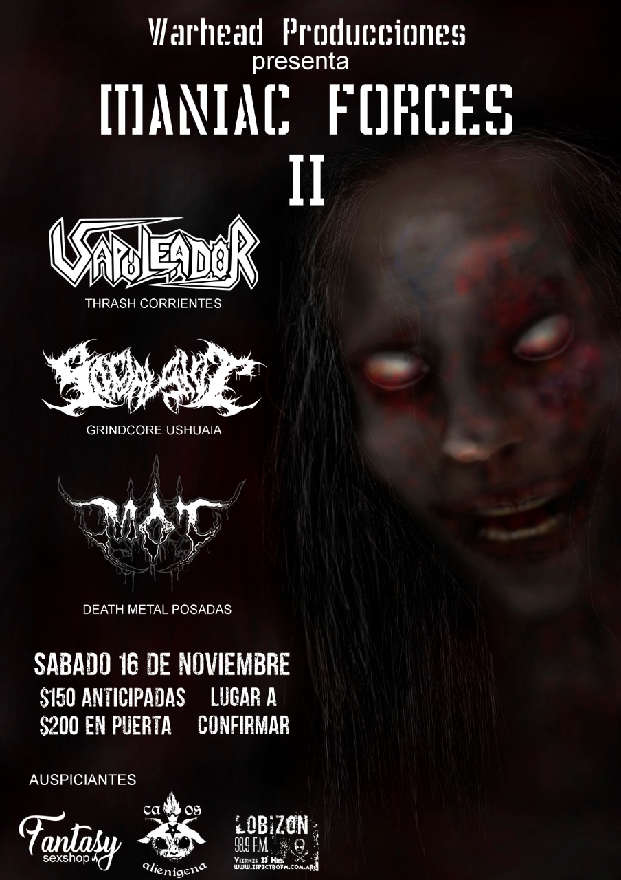 Metal Brutal Argentino: Odioso Dios