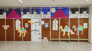 Visita de SS MM Los Reyes Magos de Oriente