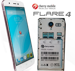 Cherry Mobile Flare 4 Firmware
