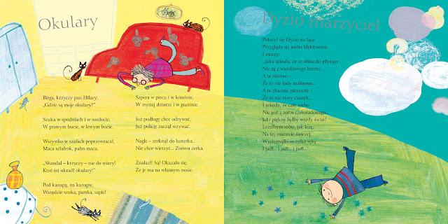 Polska Ilustracja Dla Dzieci Julian Tuwim Najpiękniejsze