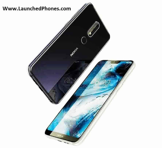 First Nokia notch telephone is in conclusion launched inward PRC Nokia notch phone, Nokia X6 2018 launched