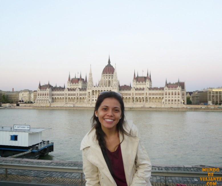 Viagem de férias em Budapeste