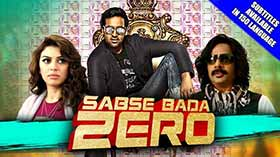 Sabse Bada Zero 2018 Hindi Dubbed Full Movie HDRip 720p ESUb at movies500.me