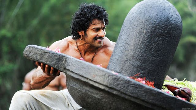 Prabhas Unbelievable Bahubali Scenes HD Wallpapers