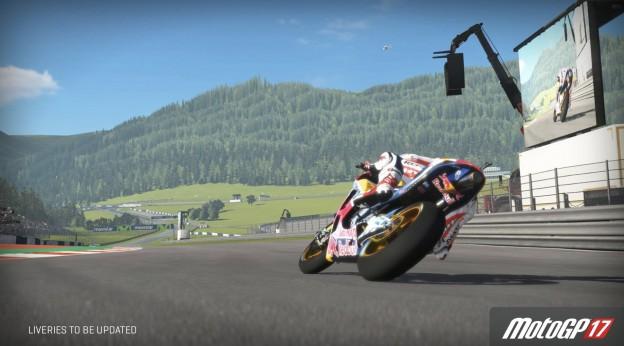 Moto GP 17 PC Free Download Screenshot 1