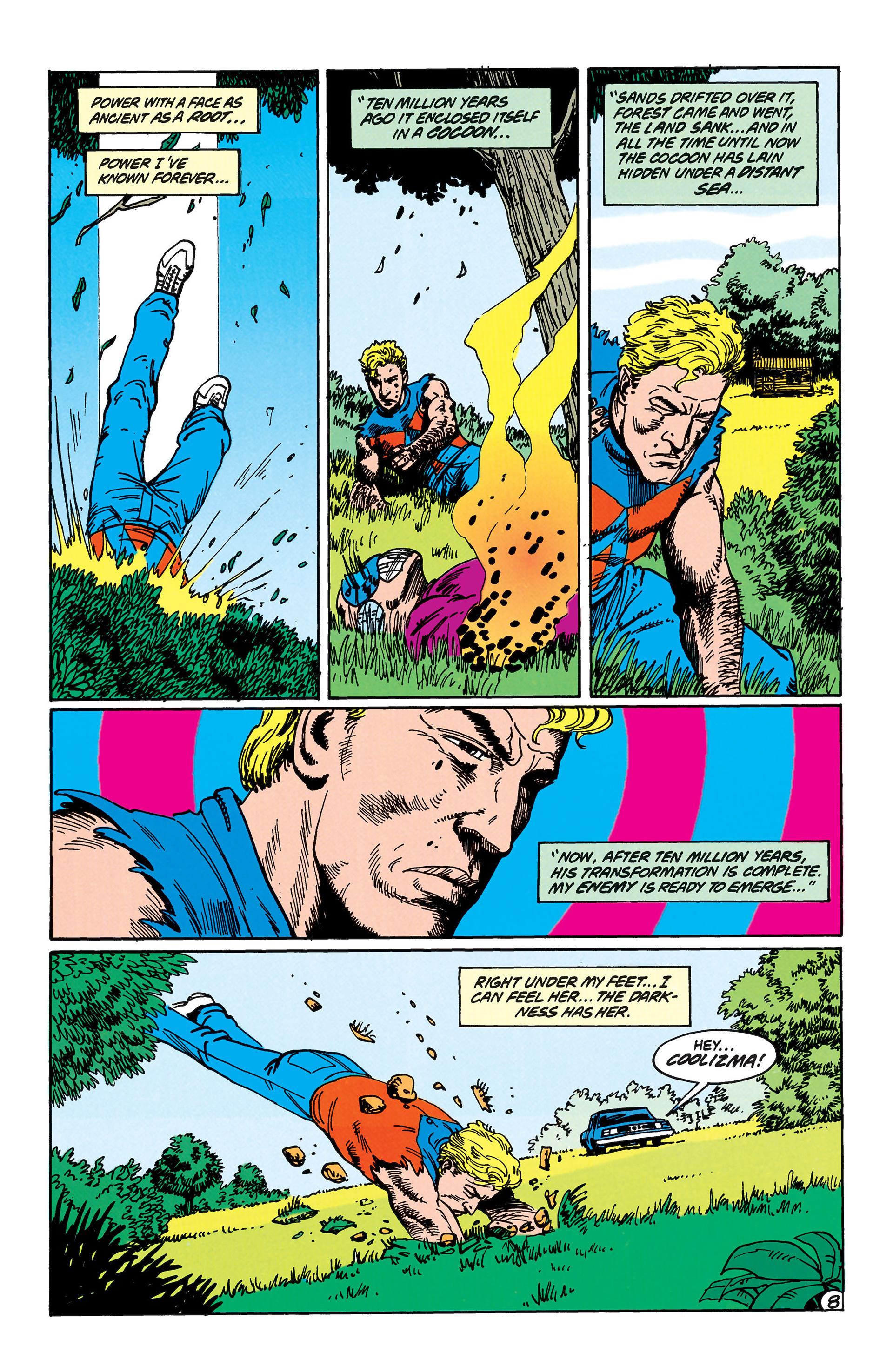 Read online Animal Man (1988) comic -  Issue #47 - 9