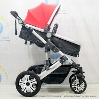 Chris and Olins A9188-N Baby Stroller