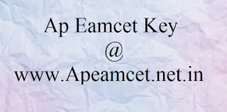 Ap Eamcet Key