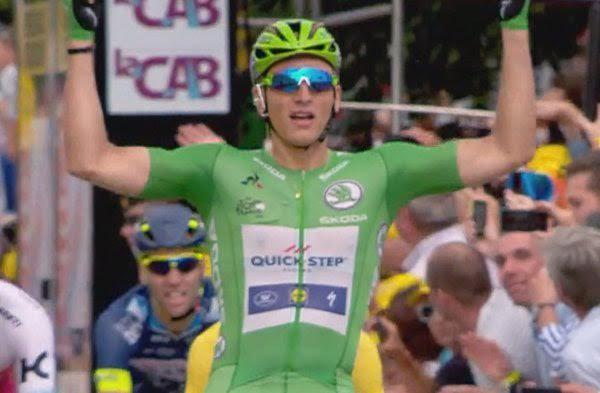 Marcel Kittel no afloja: quinta victoria en el Tour de Francia