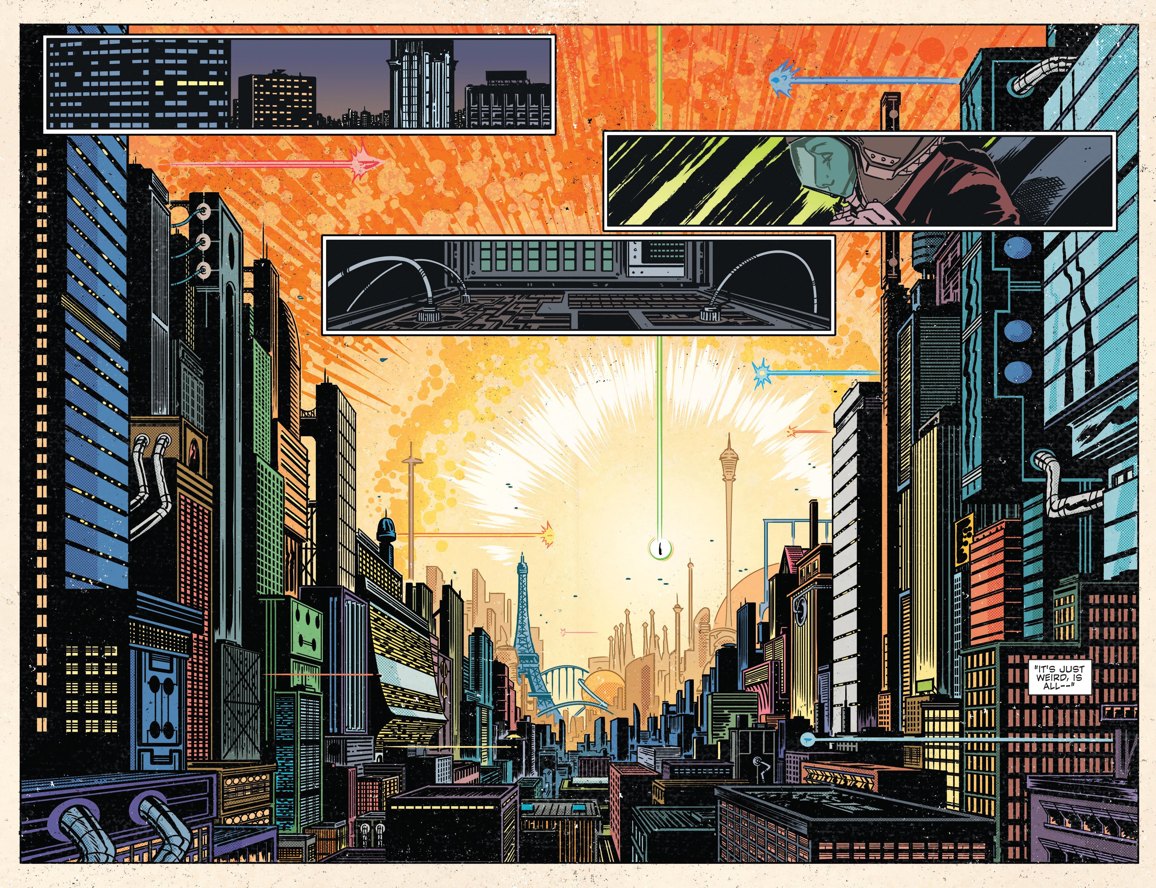 Read online Magnus comic -  Issue #1 - 20