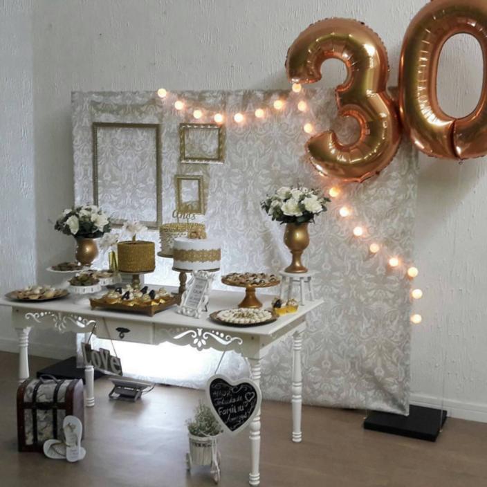 tips para celebrar tus 30 a os