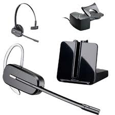 CS540 Wireless Headset from Plantronics