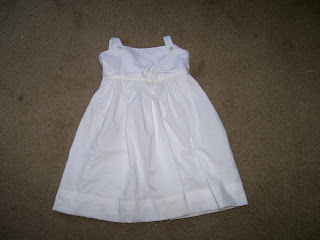 Flannel or underdress, from the Sewing Academy-100 Infants' Linens Pattern.