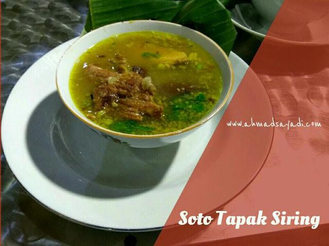 Soto Tapa Siring - Surabaya