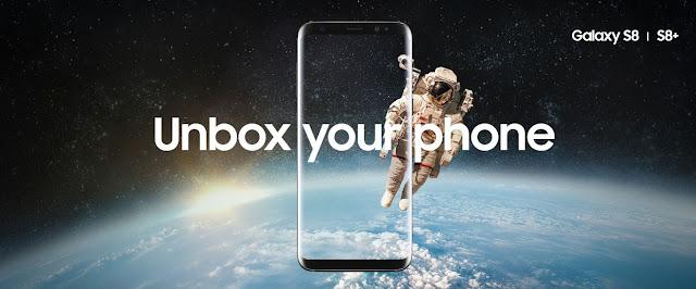 highlights Samsung Galaxy S8 dan S8 plus