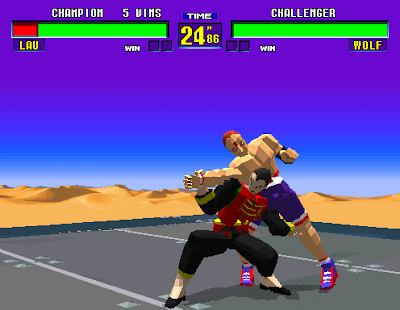 Virtua Fighter+arcade+game+portable+3d+fighter+download free