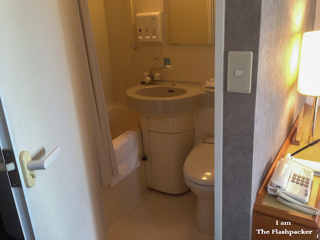 Country Hotel Takayama - Bathroom