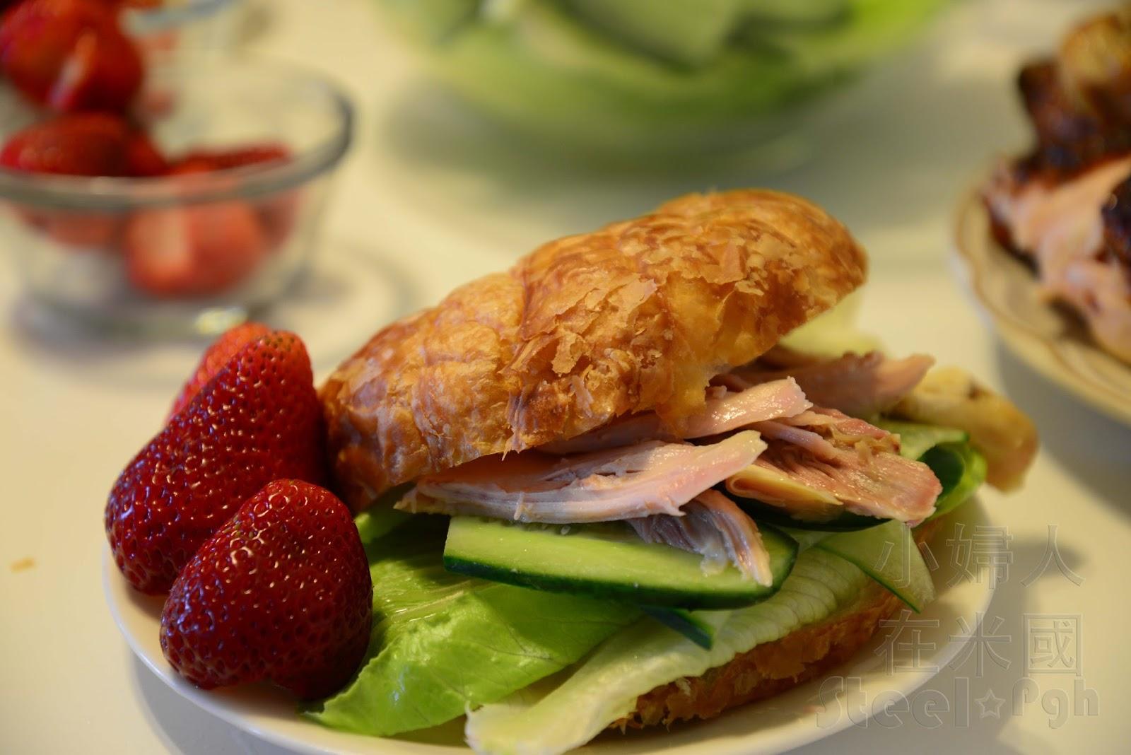 小婦人在米國-養樂多乖!!: Costco烤雞的應用 - PART 1