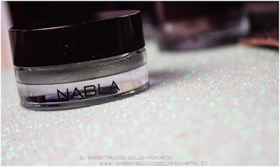 packaging POTION PARADISE OMBRETTI CREMA NABLA CREME SHADOW