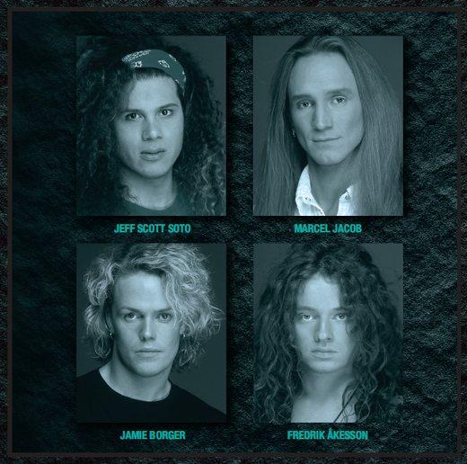 TALISMAN (Jeff Scott Soto) - Humanimal [Deluxe Edition remastered] inside