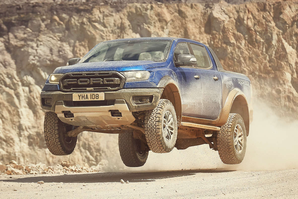 2012 Ford F150 Towing Capacity >> Ford Ranger Raptor, Updated 2019 Ranger Lands in the Philippines | Philippine Car News, Car ...