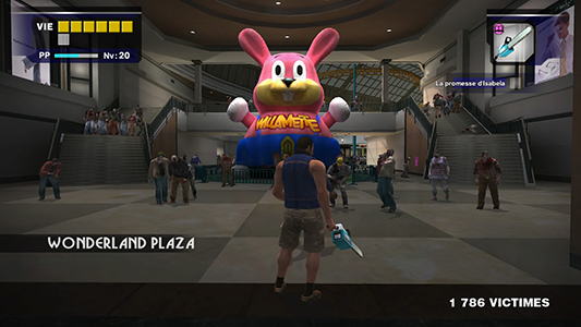 Dead Rising 1 Wonderland Plaza