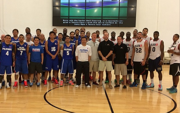 Miami Training Camp: Gilas Pilipinas def. ELEV8 Team, 93-84 (VIDEO) Day 9