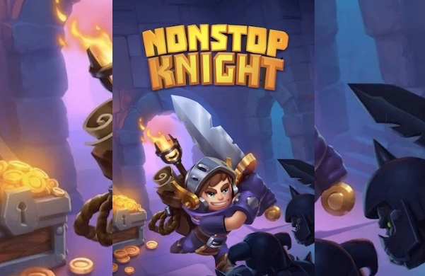 Nonstop Knight v1.9.6 Mod Apk (Money, Unlocked)