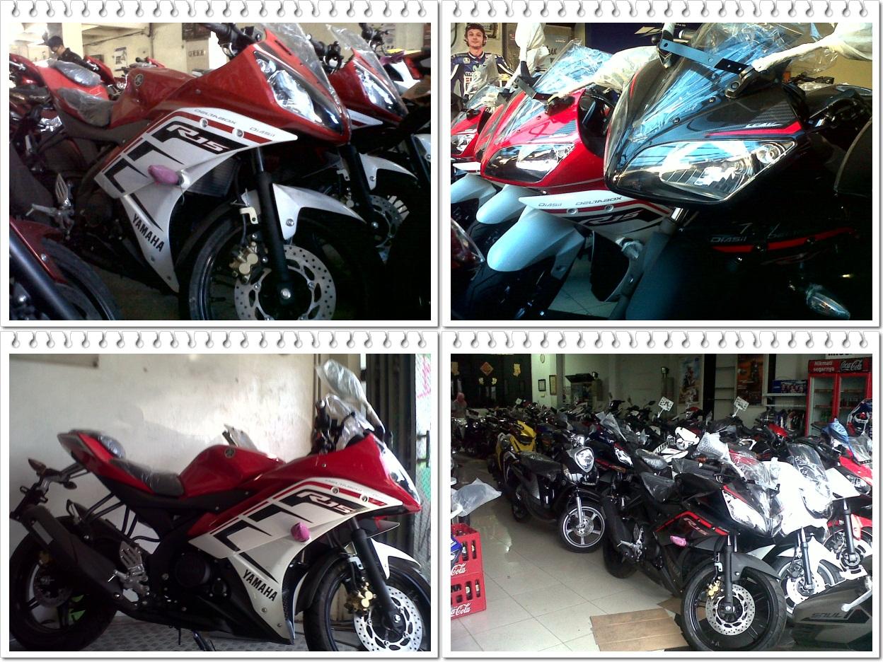 Update Harga Angsuran Yamaha Price List Kredit Motor YZF R15 GP Movistar