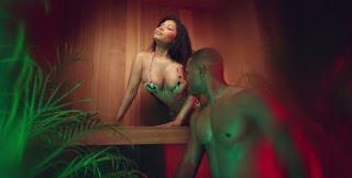 Nicki Minaj megatron video photos