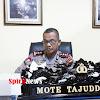 Kayamma Polda Sulsel, Utamakan Kebersihan Wilayah Mapolda