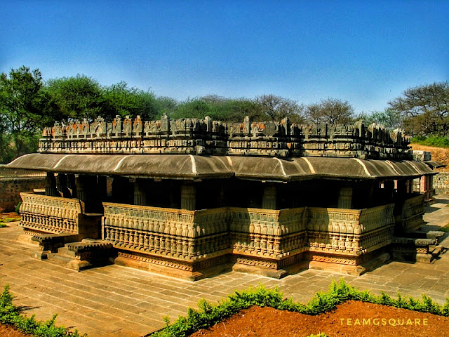 Bankapura Fort, Karnataka