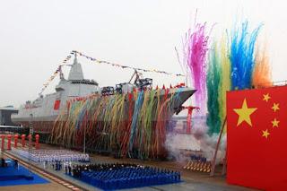 Kapal Perusak Tipe 055 China