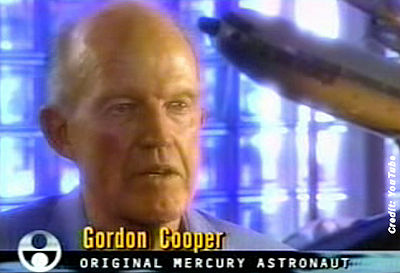 Gordon Cooper on The Paranormal Borderline 5-7-1996