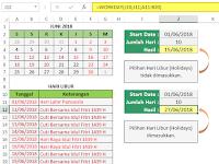 Cara Menghitung Tanggal Jatuh Tempo Pembayaran dengan Excel