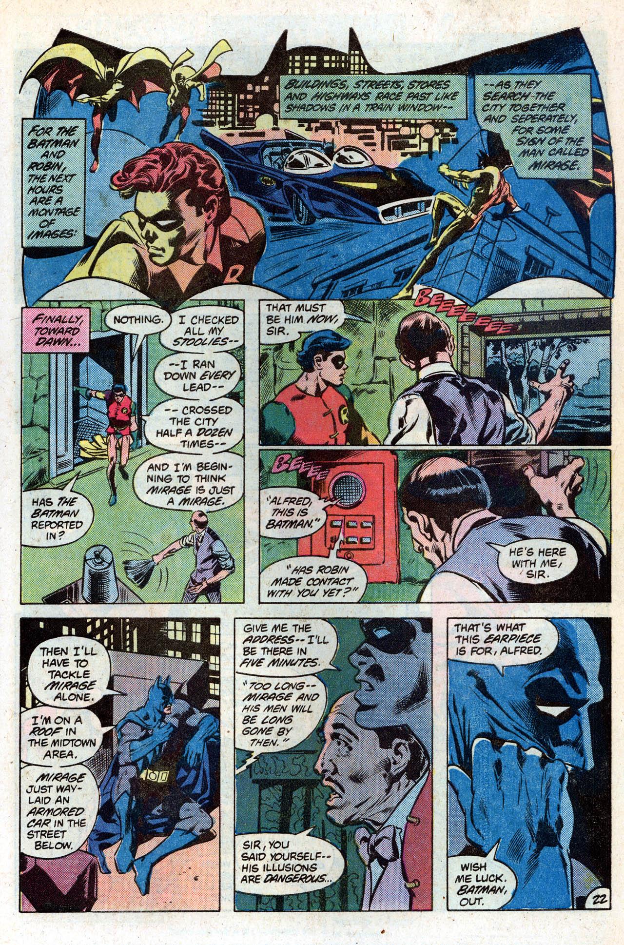 Detective Comics (1937) 511 Page 26