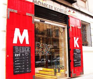 Monkee Koffee Madrid