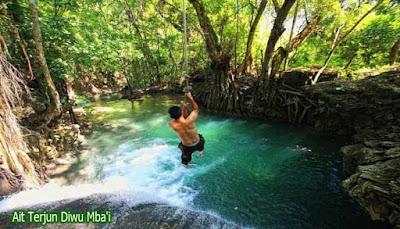 Air Terjun Diwu Mba'i